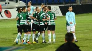 Черно море пуска предварително билетите за мача с Левски