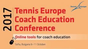 Треньорската конференция на Тенис Европа също в София
