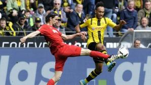 Дортмунд пак ще играе в Шампионската лига (видео)