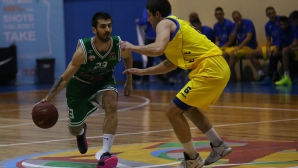 Балкан разби Рилски спортист и прати серията в трети мач