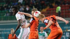 Терек разби Урал в страхотно шоу със 7 гола