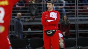 Александър Попов: Не се справихме с посрещане