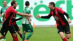 Витоша (Бистрица) - Локомотив (София) 0:2