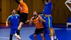 Локо (Варна) е първият финалист в мъжкия хандбал този сезон