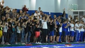 Гърция отборен шампион на Балканските игри по плуване за юноши и девойки