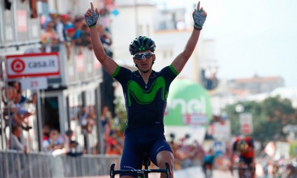 Първа етапна победа за Горка Исагире в Джирото