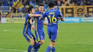 Цяло чудо: 6 гола в мач на Ростов (видео)