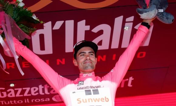 Том Думулен оглави класирането в Джирото