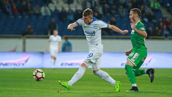 Две години след финала в Лига Европа украинският Днипро е пред фалит