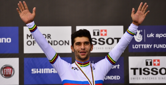 Трета етапна победа за Фернандо Гавирия