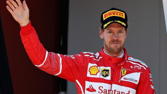 Рос Браун: Фетел е ключът към успеха на Ферари