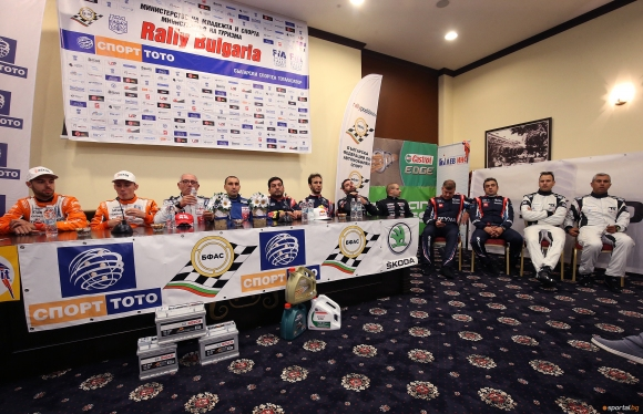 Рали България може отново да стане кръг от Европейския шампионат (видео)