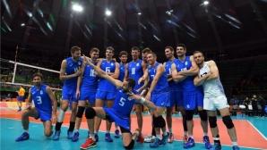 Италия обяви финалния си състав за Световната лига
