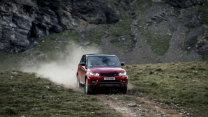 Range Rover Sport: Управлявай ме