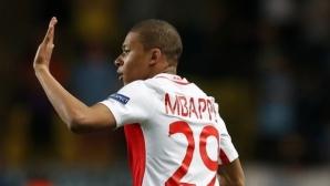 """Монако отказа 75 милиона от Ливърпул за Мбапе, гърми """"Марка"""""""