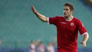 Левски напира за бивш нападател на ЦСКА