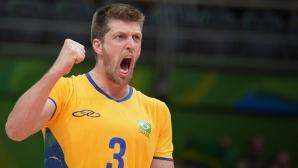 Тренто привлече олимпийски шампион от Рио 2016