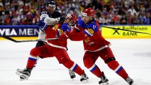 Русия се справи с Финландия и грабна бронза на Световното