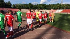"""Младите """"орли"""" засилиха ЦСКА-София 2 към Трета лига"""