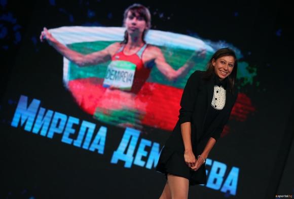 Диамантен старт на сезона за Мирела Демирева