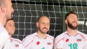 България загрява с Китай във Варна за Световната лига