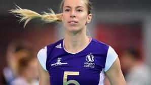 Доби Рабаджиева: Радвам се, че отново съм в националния отбор