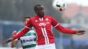 ЦСКА-София се похвали с национал на Конго