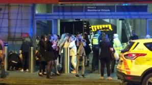 """Поне 22-ма загинали, сред които и деца, и над 59 ранени при взрив в """"Манчестър Арена"""""""