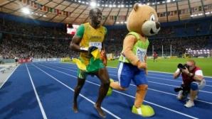 Махат атлетическата писта на Олимпийския стадион в Берлин?