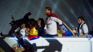 Реал М подготвя награда за Рамос