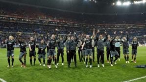 Ван дер Сар: Аякс няма да е уплашен от Ман Юнайтед