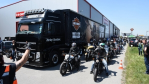 Harley On Tour 2017: 23 култови мотоциклета и много рок!