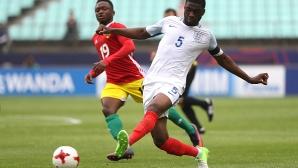 Автогол провали Англия срещу Гвинея