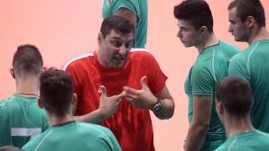 Николай Желязков: Каквото имам да кажа, съм го направил пред федерацията