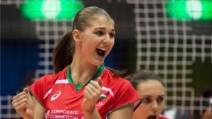 Нася Димитрова: Ако не бях волейболистка, щях да съм народна певица