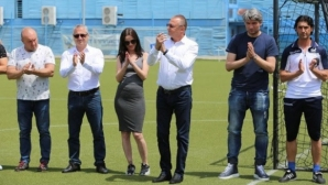 "Над 150 малки футболисти се включиха за купата на ""Драконче"""
