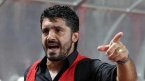 Гатузо се завърна в Милан