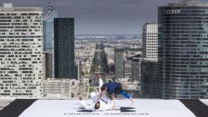 """Мъри се готви за """"Ролан Гарос"""" с олимпийски шампион по… джудо"""
