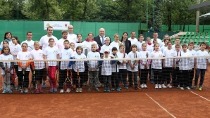 """""""Тенисът – спорт за всички"""" разширява своя обхват"""