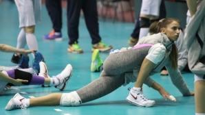 Елица Василева: Пожелаваме си класиране от първия път