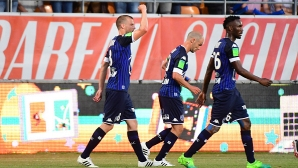 Троа спечели първия плейоф за влизане в Лига 1