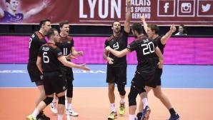 Германия с 3 от 3 в световните квалификации