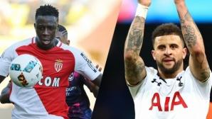 Ман Сити в офанзива за играчи на Монако и Тотнъм