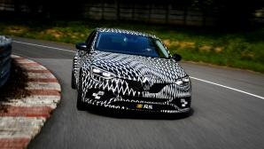 Renault представиха Mеgane R.S. в Монако