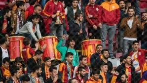 Галатасарай клекна пред Ердоган