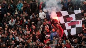 Кралев откри реновирания стадион в Горна Оряховица