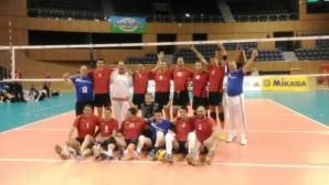 България на полуфинал на Европейското по волейбол за полицаи и пожарникари