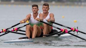 Кристиан Василев и Георги Божилов изпуснаха медал на Евро 2017