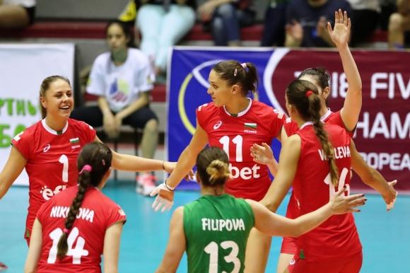 България не даде шанс на Румъния на световната квалификация (видео + галерия)