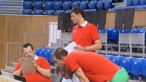 Пламен Константинов: Пожелаваме си положителен баланс в Световната лига (видео)